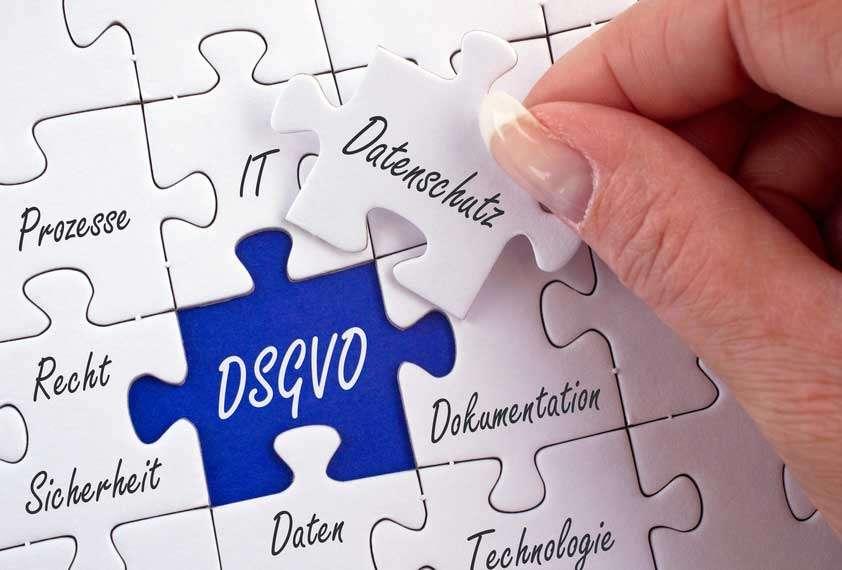 """alt """"Datenschutz Symbol DSGVO"""""""