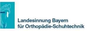 """alt """"Logo Landesinnung Bayern für Orthopädie-Schuhtechnik"""""""