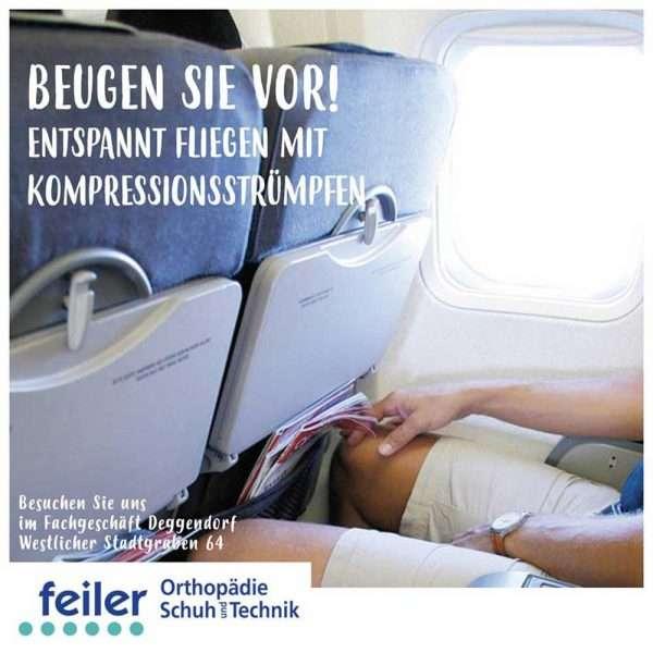 """alt: """"Auf Reisen - fliegen mit Kompressionsstrümpfen"""""""