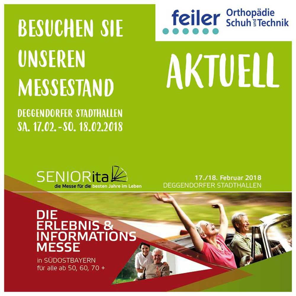 """alt """"Seniorita Messe Deggendorf"""""""