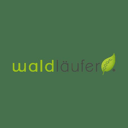 """alt """"Logo Hersteller Waldläufer"""""""